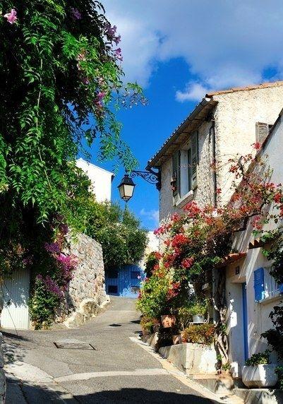 Франция, Лазурный берег