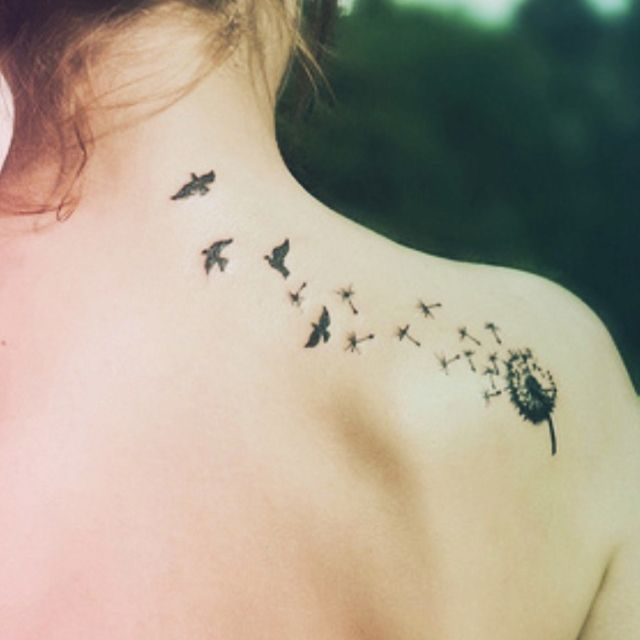 make a wish let it fly away if i were to get a tattoo this would be it happiness. Black Bedroom Furniture Sets. Home Design Ideas