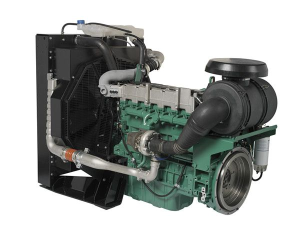 Information About Volvo Tad734ge Industrial Generator Volvo Diesel Volvo Diesel Generators