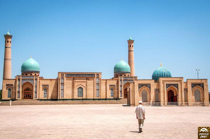 meczet szejka Tilla i medresa Muji Mubaraka, Taszkent, Uzbekistan
