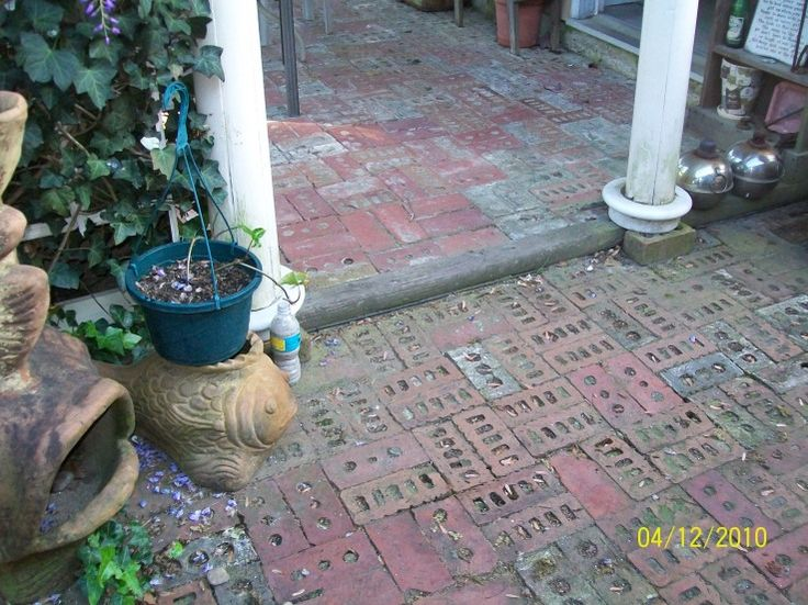 120 Best Salvaged Brick For The Yard Images On Pinterest | Garden Paths,  Bricks And Gardens