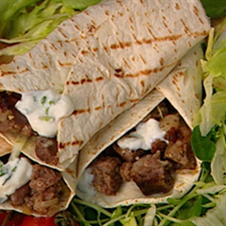 Try this Lemon and Garlic Lamb Wrap recipe by Chef James Reeson. This recipe is from the show Alive and Cooking.