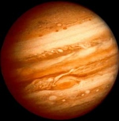 The Planet Jupiter Facts.Jupiter, the most massive planet in our solar system -- with dozens of moons and an enormous magnetic field -- forms a kind of miniature solar system. Jupiter does resemble a star did not grow big enough to ignite. The planet's swirling cloud stripes are punctuated by massive storms such as the Great Red Spot, which has raged for hundreds of years.Jupiter's appearance is a tapestry of beautiful colors and atmospheric features. Most visible clouds are composed of…
