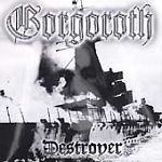 Destroyer by Gorgoroth PROMO CD (RARE) 1998 #BlackGothicMetal