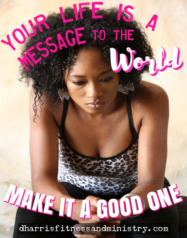 Your Message to the World
