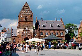 Viajar en autocaravana por Europa: Roskilde (Dinamarca)