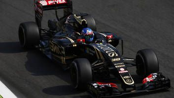 2014 GP2 champ Jolyon Palmer confirmed for Lotus F1 race seat in 2016 - http://blog.clairepeetz.com/2014-gp2-champ-jolyon-palmer-confirmed-for-lotus-f1-race-seat-in-2016/