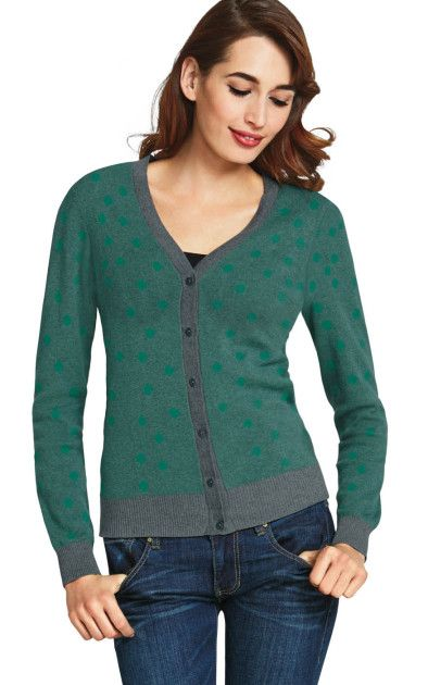 Fall My Style Clothes 2014 Pinterest Polka Dot Sweater CAbi Fall