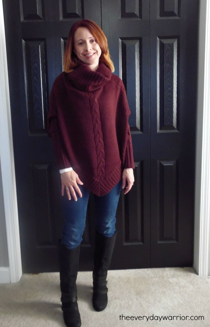 493 best Knitted Poncho / Capelet images on Pinterest | Loom ...