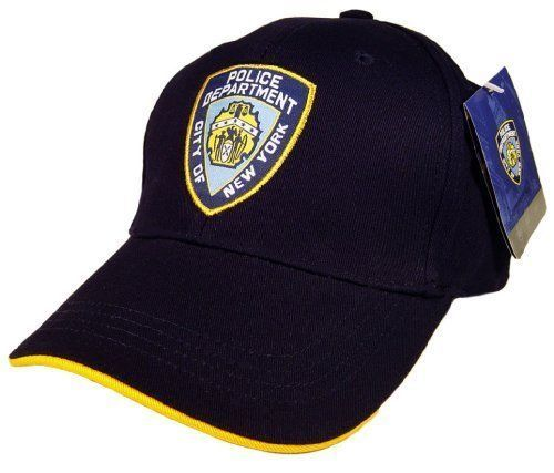 5835449fb NYPD Baseball Cap Officially Licensed by The New York City Police  Department #AntiCrimeSecurity