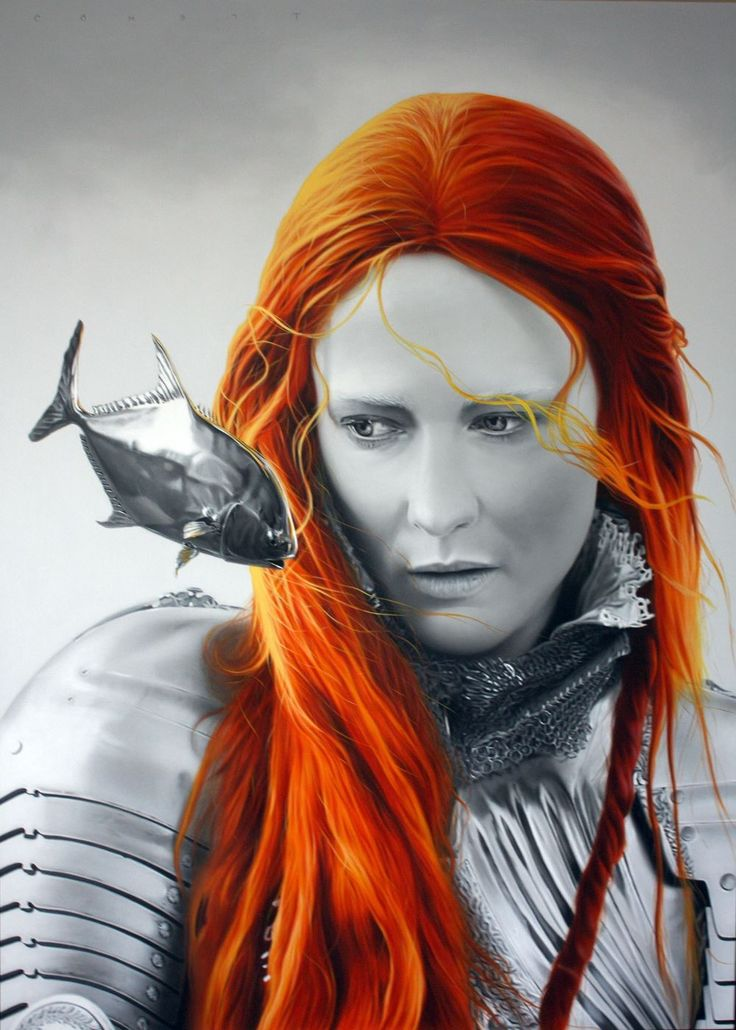 """Cömert Doğru """"Fire and Iron"""" 180x130cm/acrylic on canvas/2014"""