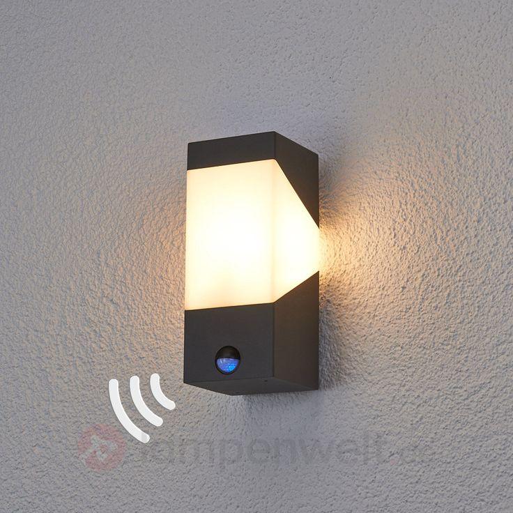 Kiran - LED Außenwandleuchte mit Bewegungsmelder 9619012