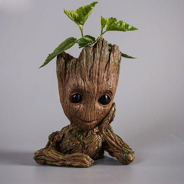 Gunstige Kreative Baum Baby Bonsai Topf Mini Harz Blumentopf