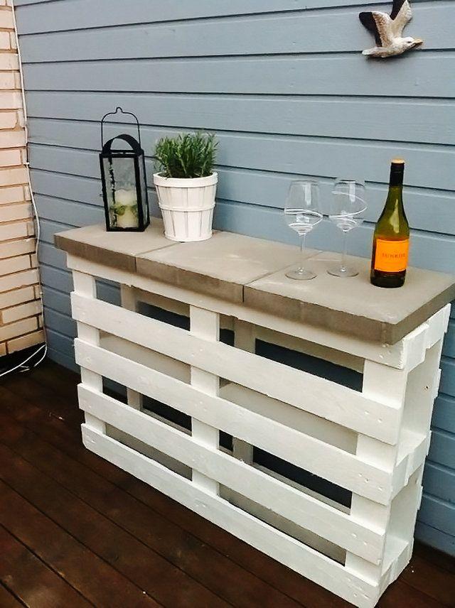 DIY home bars