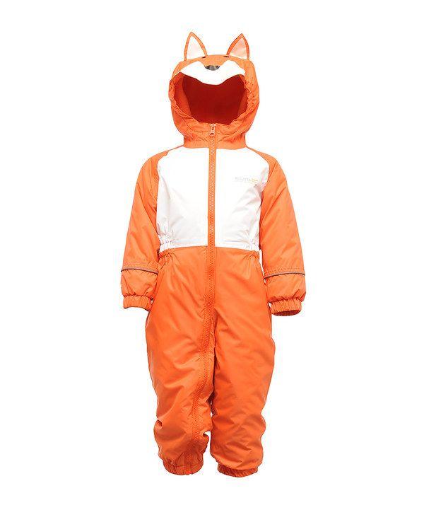 Koi Orange Mudplay Character Snowsuit