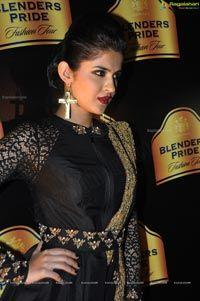 Deeksha Seth at Blenders Pride Fashion Tour 2012