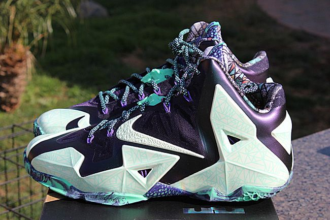 Nike LeBron 11 'Gator King' (Available Early)