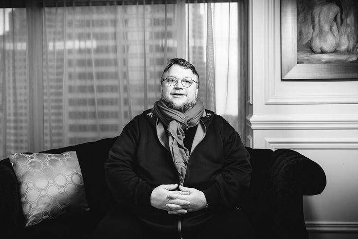 Guillermo del Toro en nuestra edición de diciembre.
