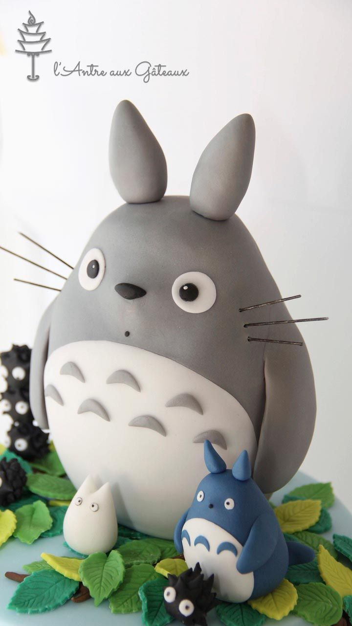 1814 Best Images About Totoro On Pinterest