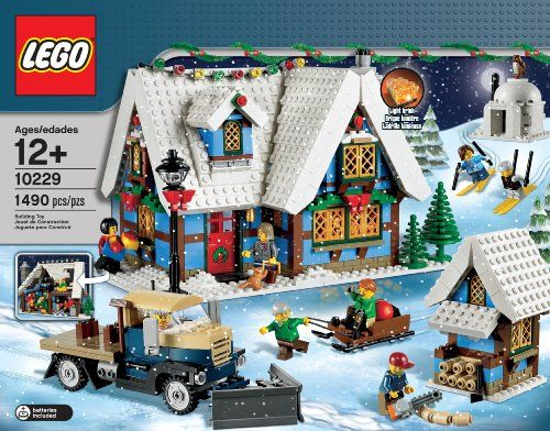 LEGO Creator Expert Winter Village Cottage 10229  http://www.bestdealstoys.com/lego-creator-expert-winter-village-cottage-10229-2/