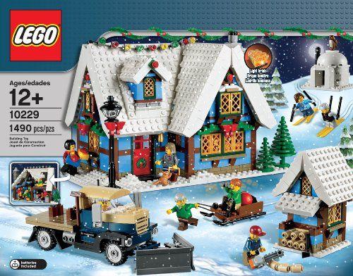 LEGO Creator Expert Winter Village Cottage 10229  http://www.bestdealstoys.com/lego-creator-expert-winter-village-cottage-10229-2/