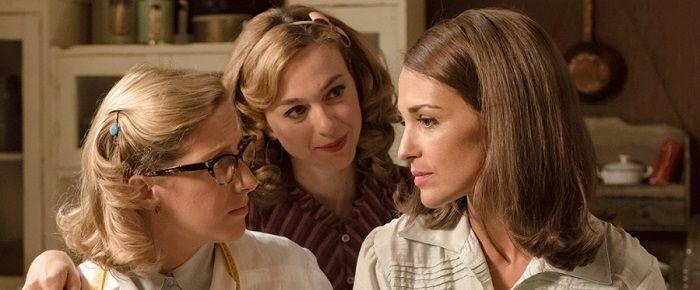 Rita, Clara y Ana