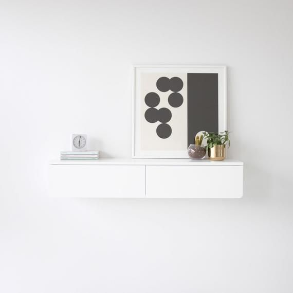 48+ Floating console with drawers inspirations