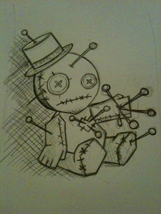 voodoo doll tattoo meaning Car Tuning