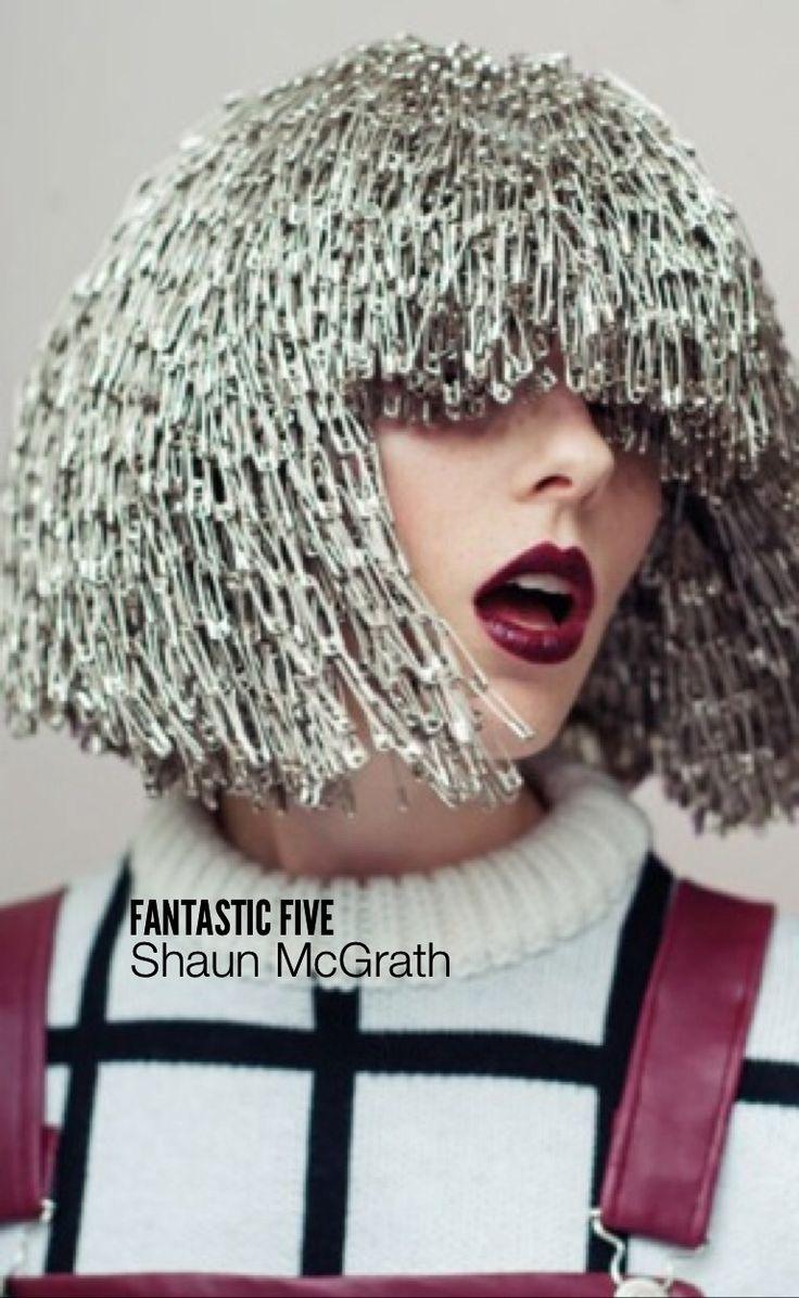 Hair by member Shaun McGrath #ShineShareInspire