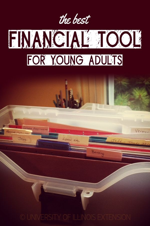 The Best Financial Tool for Young Adults