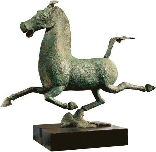 Die besten 25+ Pferdeskulptur Ideen auf Pinterest Skandinavische - beste k chenmesser der welt