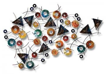 Luminous Contemporary Wall Sculpture http://www.homedecorators.com/p/luminous-contemporary-wall-sculpture/00/730/