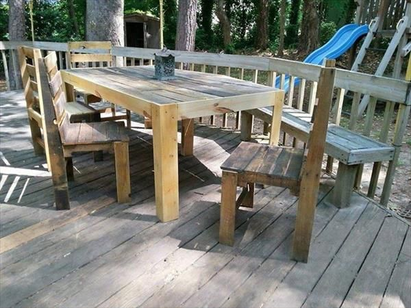1000 ideas about pallet patio decks on pinterest pallet patio outdoor pallet projects and. Black Bedroom Furniture Sets. Home Design Ideas