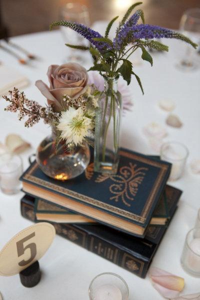 1000 Ideas About Book Centerpieces On Pinterest