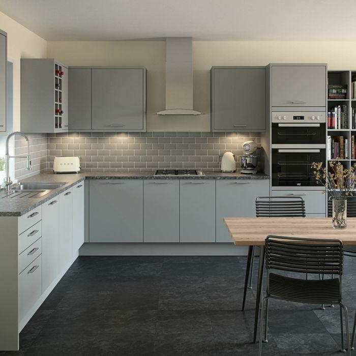 239 best Moderne Küchen images on Pinterest