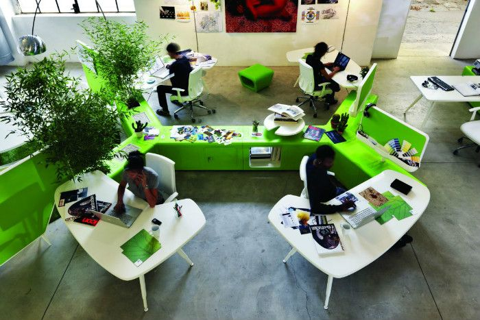 """While much is being done to make workplaces more """"human-friendly,"""" today's employees are looking for something a little deeper than pleasant design."""