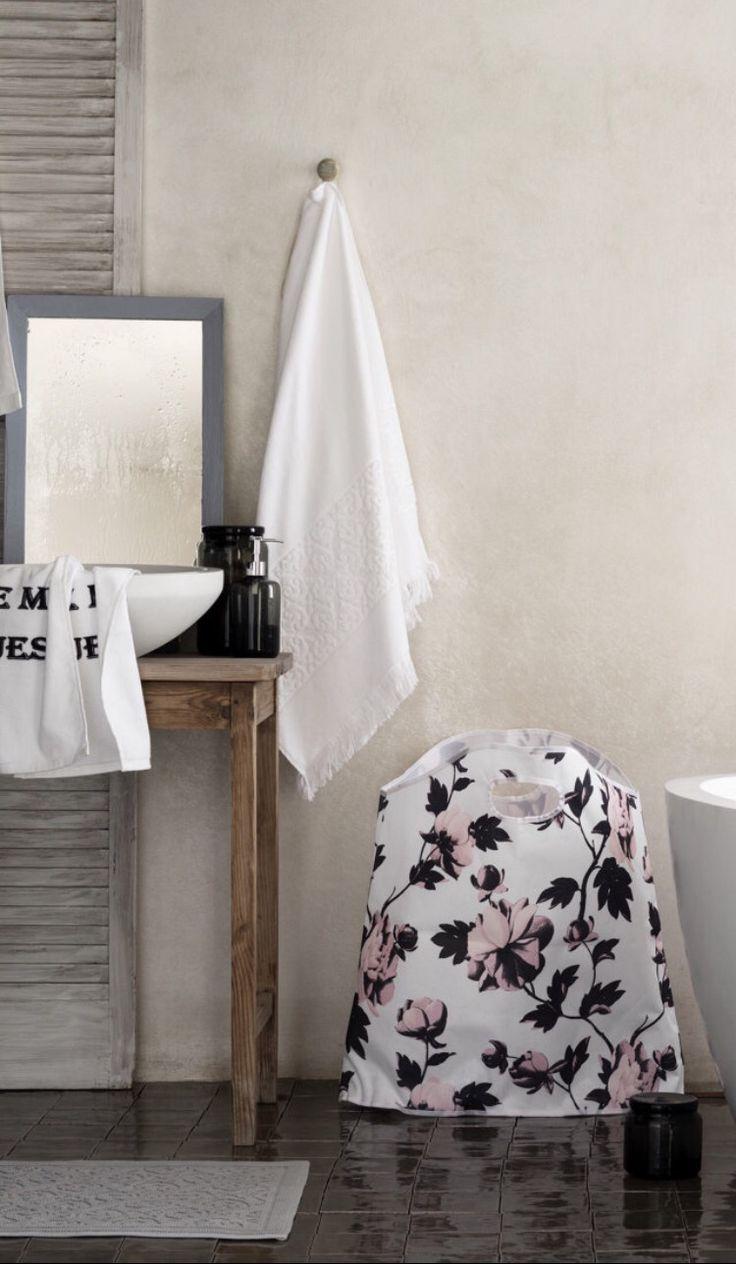 Lente badkamer