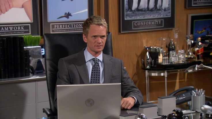 1.17 Life Among the Gorillas - HIMYM117-00088 - How I Met Your Mother Screencaps