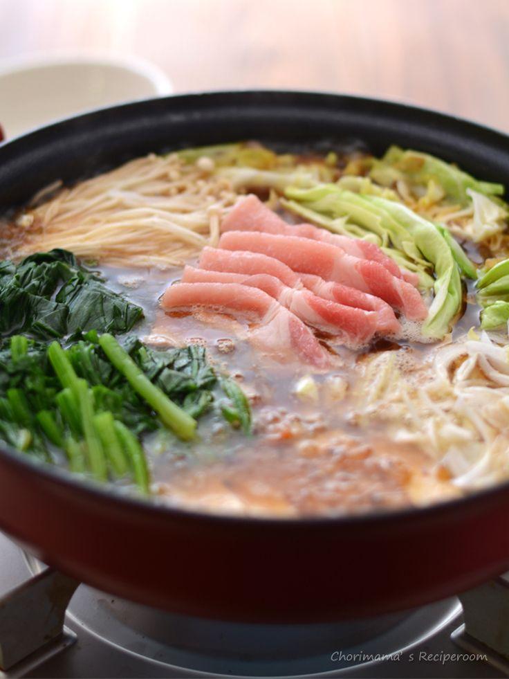 煮干しだしの焦がしねぎ鍋 by 西山京子/ちょりママ   レシピサイト「Nadia   ナディア」プロの料理を無料で検索