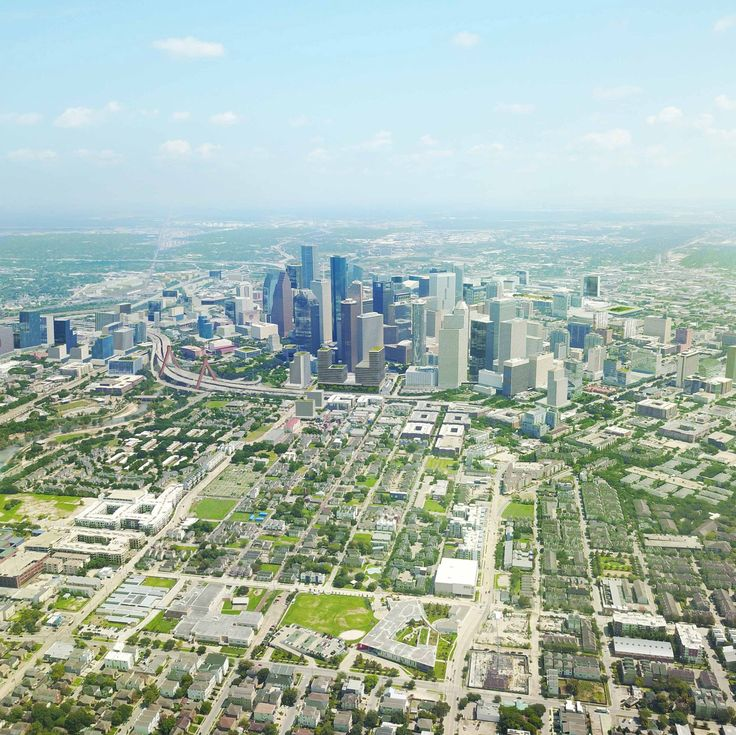 Houston has launched a plan to overhaul