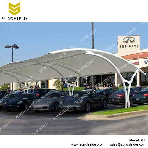Pin By Kamal Muazu On Car Port Shade Structure Car Shade Tensile Structures