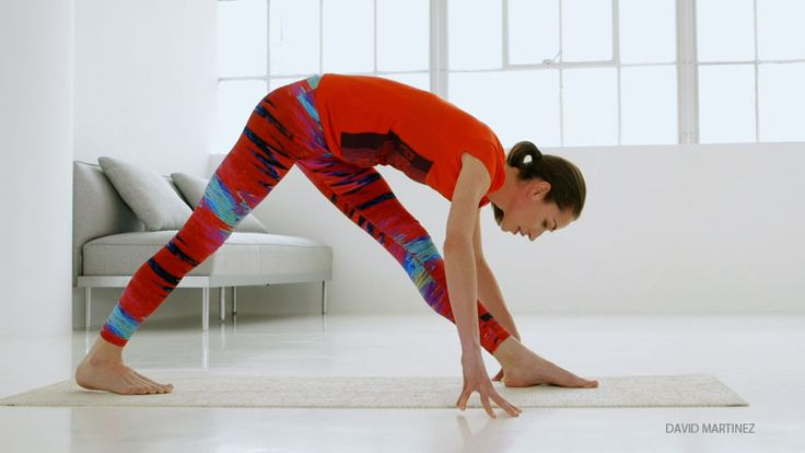 Yoga for tight calves... Calf Flexibility to Improve Yoga Practice: Two Poses to Stretch Calves (Yoga Journal)