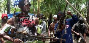 Just In; Militants Invade Nigerian Navy Police Base Some Of Them