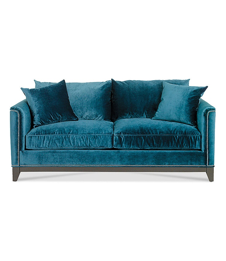 Jonathan Louis Mystere Sofa Teal Furniture Inspiration