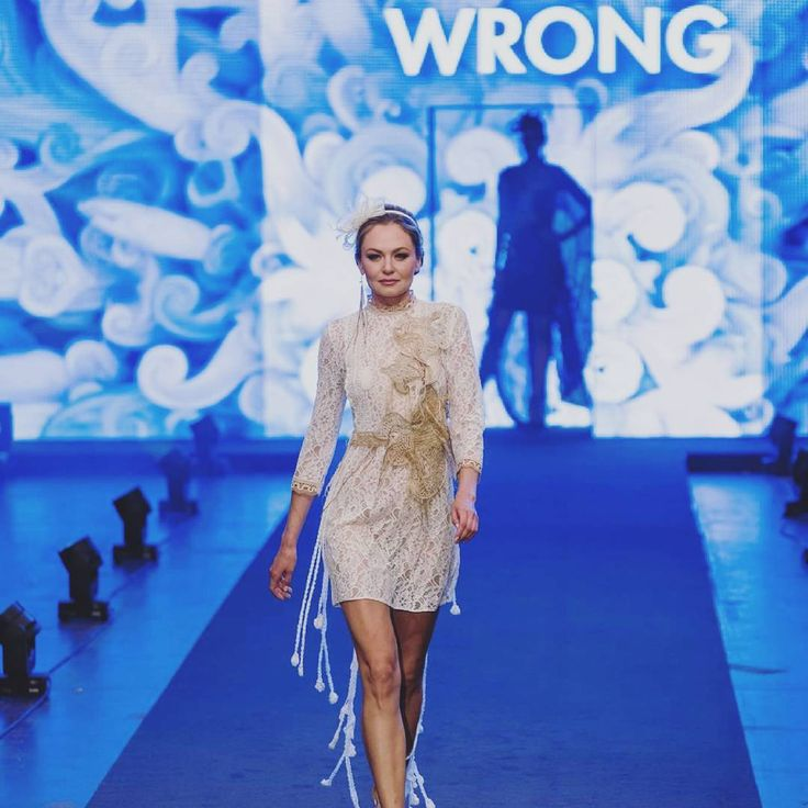 #Sustainable #Ethical #oneofakind - Marita Wrong London Fashion Designer - Unique Wedding Dress