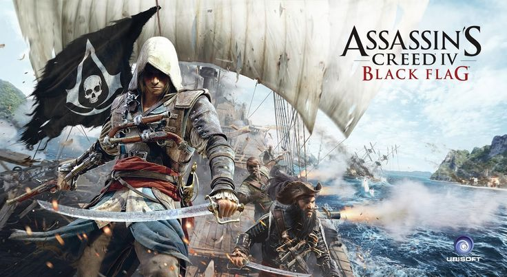 Assassin's Creed 4 Black Flag 10977435325_b2bd7b2a8d_o.jpg (1600×877)