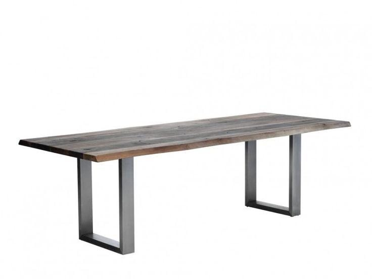 Esstisch ausziehbar massiv grau  Die besten 25+ Tischplatten nach maß Ideen auf Pinterest ...