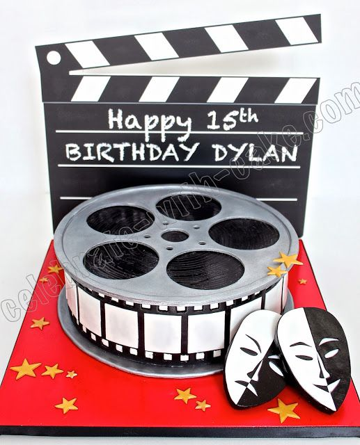 Celebrate with Cake!: Director's Board