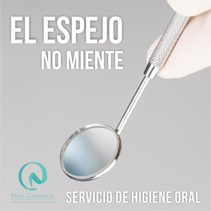 Higiene Oral - Vuelve a Sonreír!  Agenda tu cita: 6571629 - WhatsApp 300 8934528 http://ninacontrerascmf.com/location/ #higiene #oral #limpios #dientes #ninacontreras
