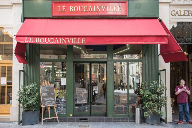 Le Bougainville: Unfussy French Cooking near Place de la Victoire in Paris. 5 rue de la banque